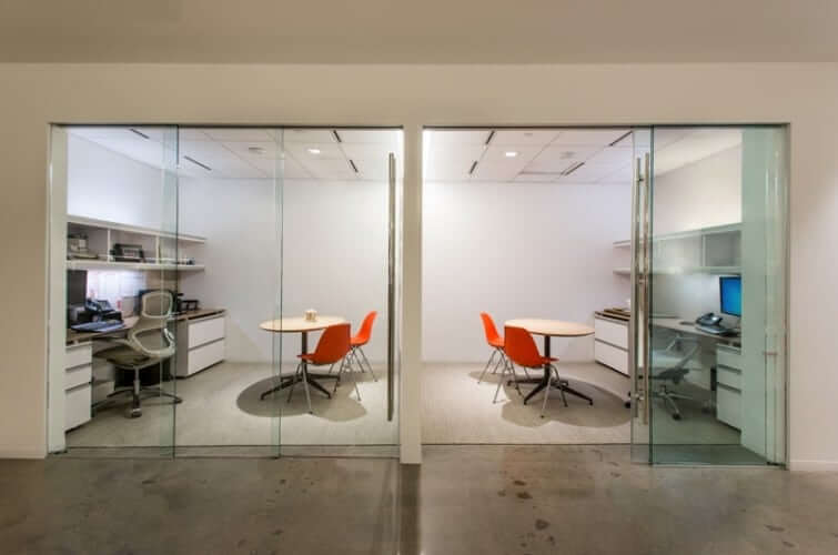 Commercial Gensler's new workspace