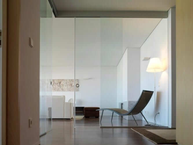Corner doors klein usaklein for Corner sliding glass doors