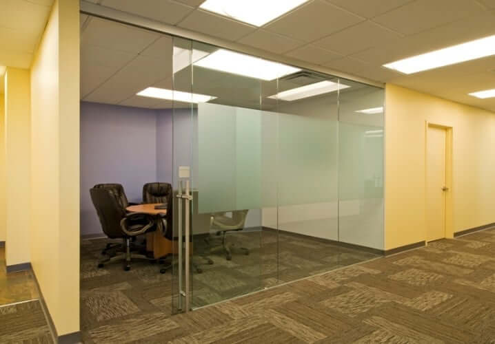 Rollglass Commercial Glass Walls Klein Usa