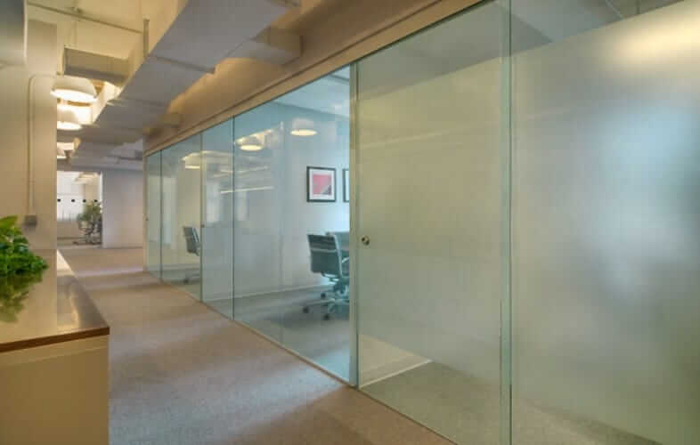 glass partition walls klein usa