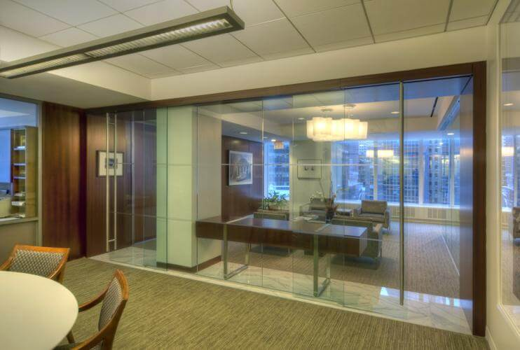 sliding glass doors wall systems Klein USA
