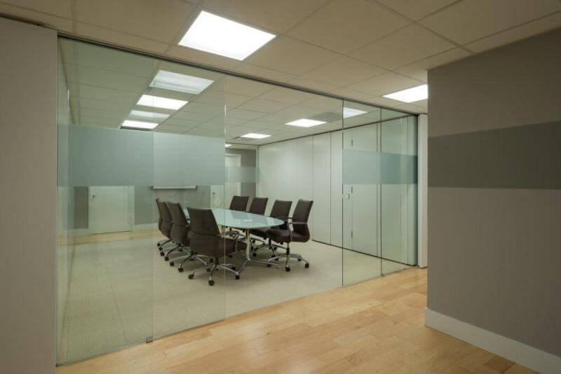 EXTENDO Telescopic Quality Glass Office Doors & EXTENDO (Telescopic Glass Doors) - Klein USA