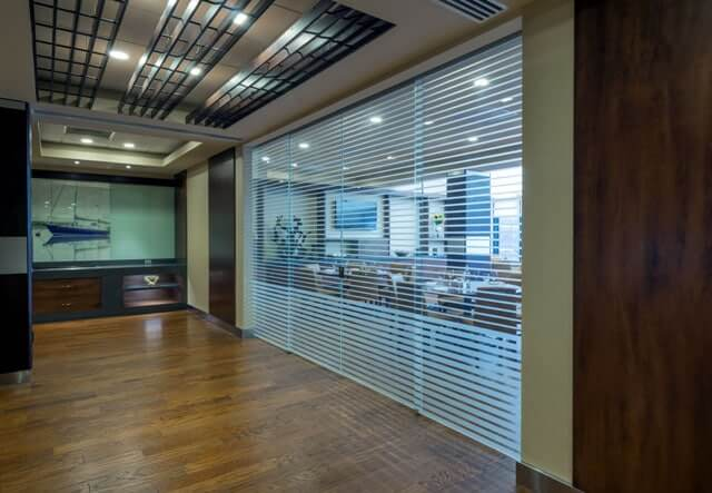 EXTENDO Telescopic Glass Doors system