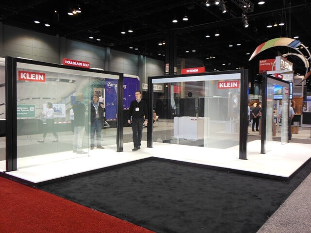 klien booth at AIA in Chicago 2014