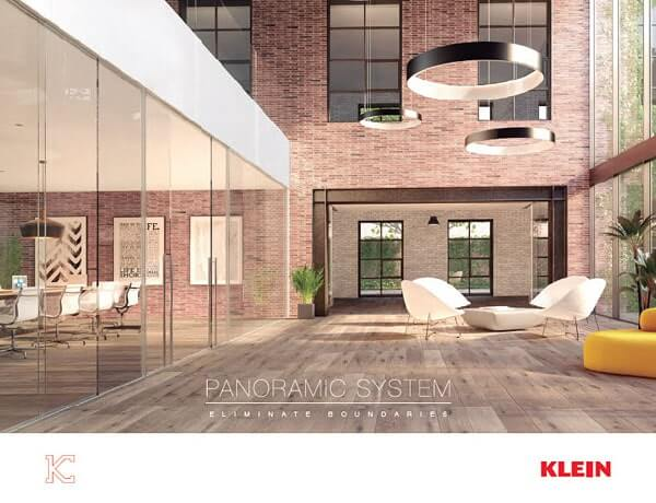 Klein Panoramic Office Design Trends