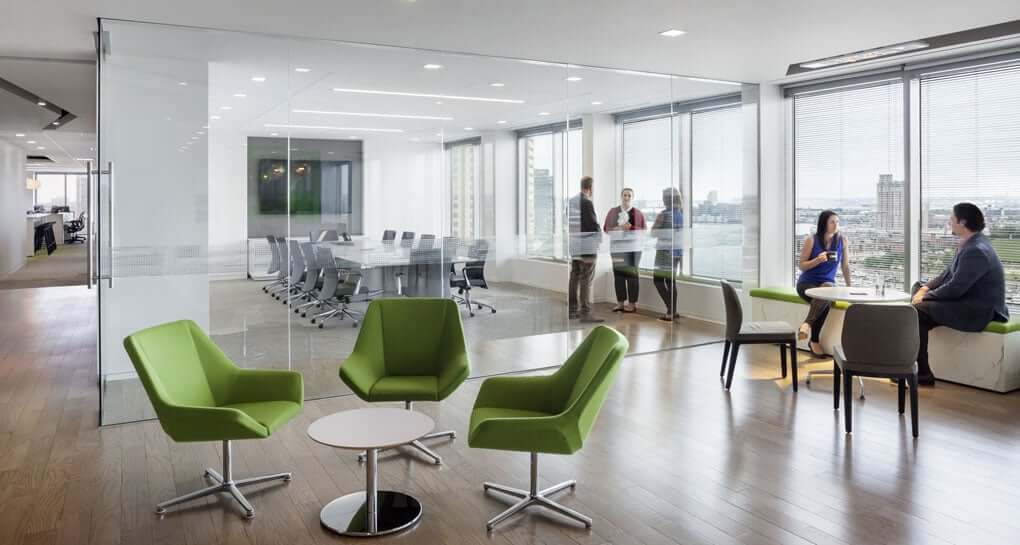 7 Proven Ways That Glass Office Fronts Make Clients Happy Klein