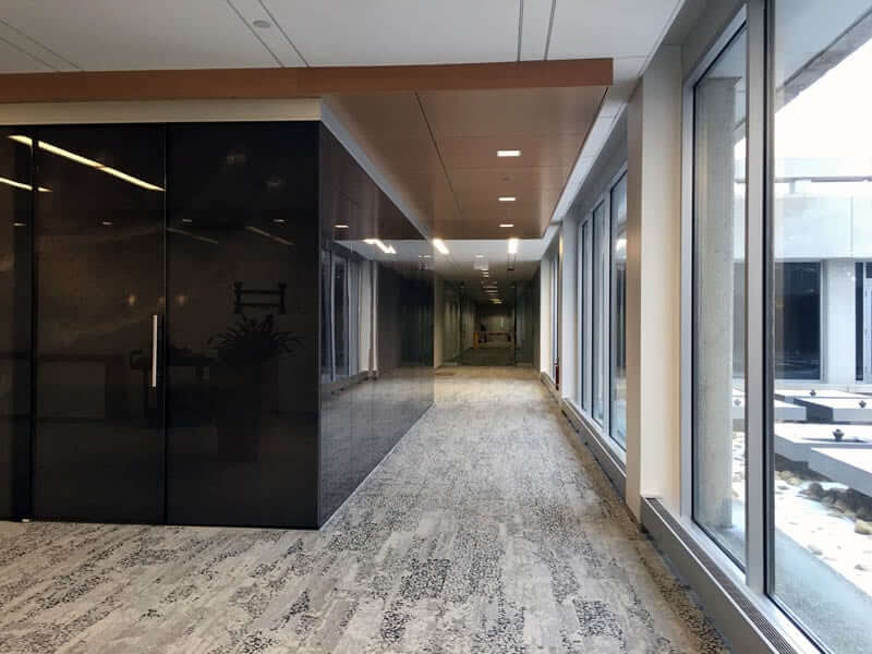 ECOLAB ADMINISTRATION RENOVATION