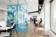 workspaces into the offices  image